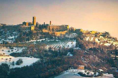 4 napos téli felüdülés a meseszép Toszkánában
