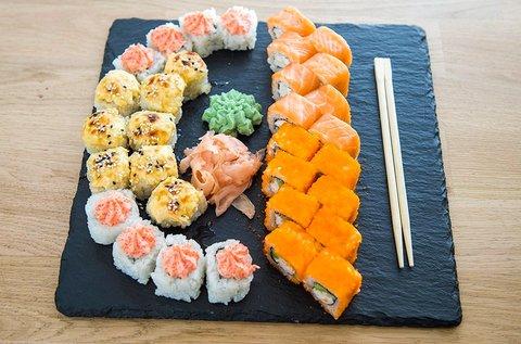 Különleges sushi szettek a belvárosban