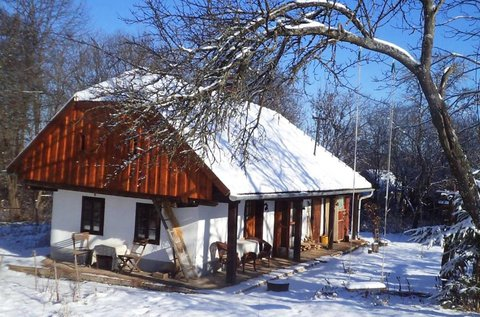 Téli romantika 5 főnek a mesés Őrségben