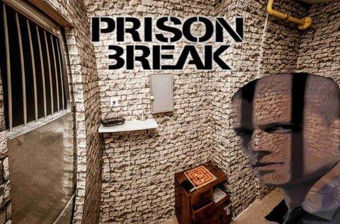 Prison Break szabadulós játék 3-5 fő részére