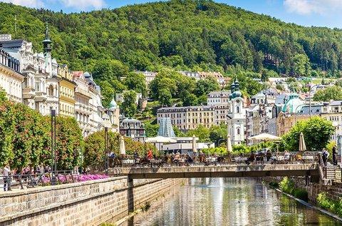 3 napos feltöltődés június végéig Karlovy Vary-ban