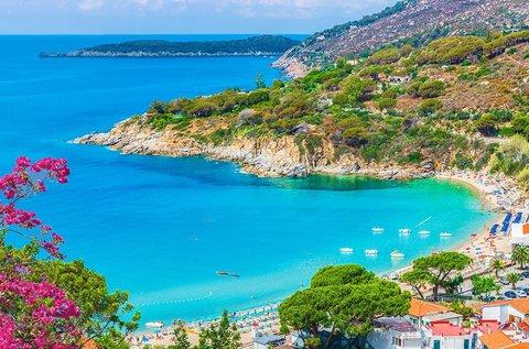 6 napos mediterrán körutazás Olaszországban
