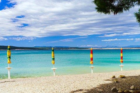 5 napos napfényes nyaralás Selce tengerpartján