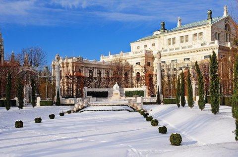 Téli látogatás az osztrák fővárosban, Bécsben