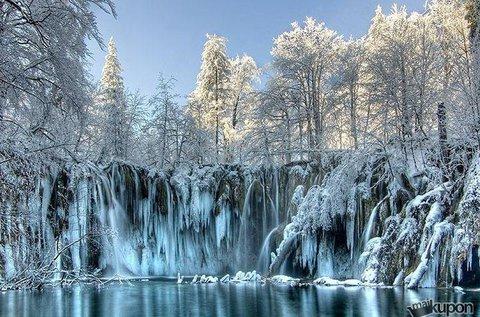 Februári kirándulás a meseszép Plitvicei-tavakhoz