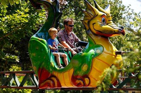 Kalandokkal teli utazás az ausztriai Familyparkba
