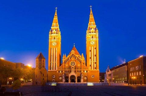 3 napos romantikus téli kikapcsolódás Szegeden