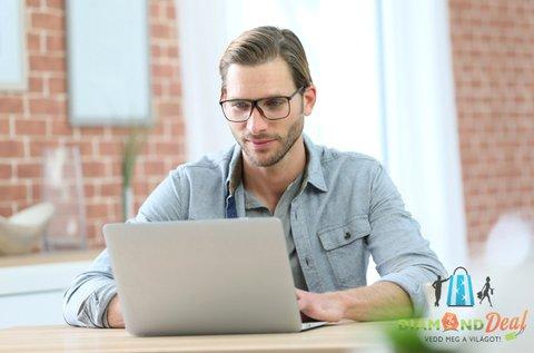 Monitor munkaszemüveg készítése látásvizsgálattal