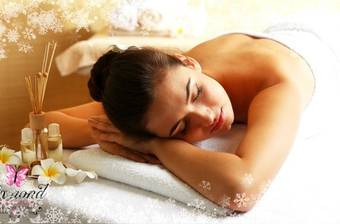 3x90 perces aromaterápiás teljes testmasszázs