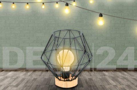 Modern stílusú Grundig dekorációs lámpa