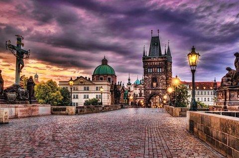Márciusi buszos kirándulás a szépséges Prágába
