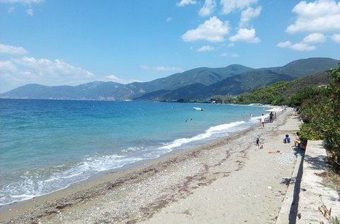 1 hetes tengerparti vakáció a mesés Evia szigetén