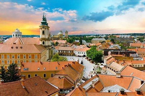 Romantikus hétköznapok Eger belvárosában