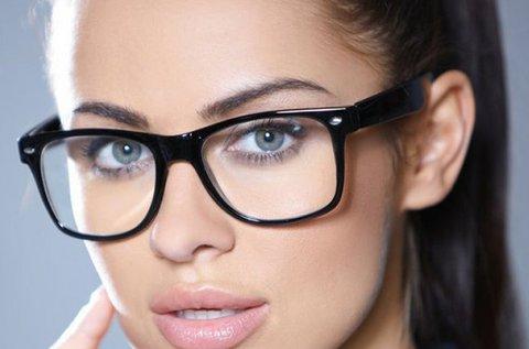 Komplett szemüveg készítés Essilor lencsével