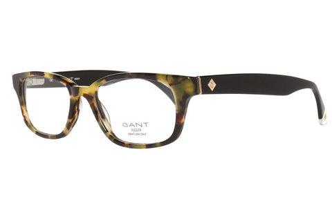 Gant férfi szemüvegkeret barna színben