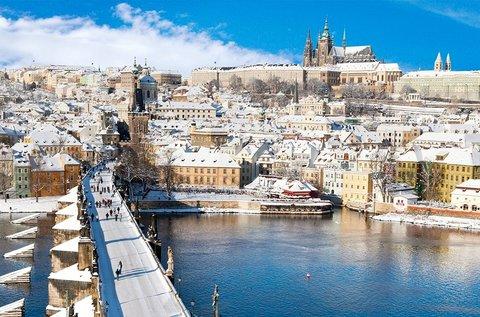 3 napos feltöltődés március közepéig Prágában