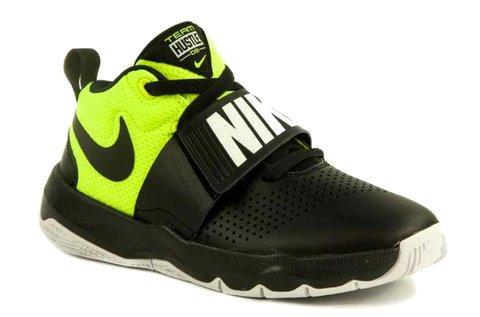 Nike Team Hustle D8 GS fiú sportcipő tépőzárral