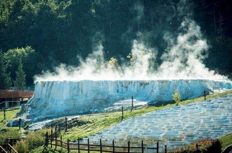 Regeneráló fürdőzés 4 fő részére Egerszalókon