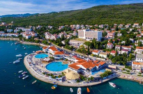 6 napos felejthetetlen üdülés a horvát tengerparton