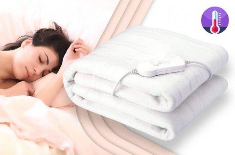 Fűthető takaró 3 hőmérséklet fokozattal