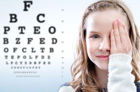 Komplett szemüvegkészítés, gyerekeknek is