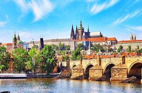 Élménydús buszos kirándulás 1 főre Prágában