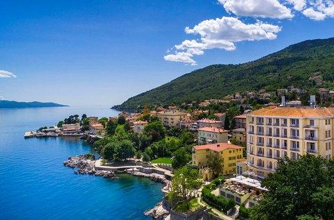 5 napos üdülés tavasz végétől Horvátországban