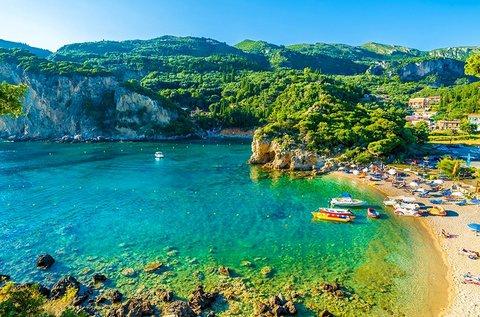 8 napos fantasztikus vakáció Korfun repülővel