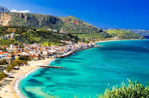 1 hetes csodás nyaralás Kréta szigetén repülővel