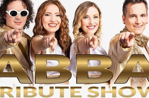 ABBA Tribute Show az Akvárium Klubban