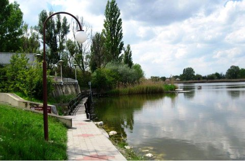 3 napos feltöltődés június közepéig a Szelidi-tónál