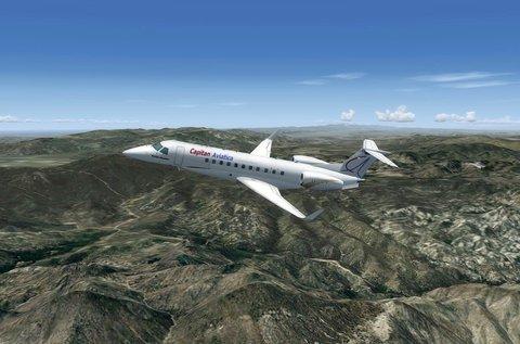 60 perces repülőgép szimulátorozás 1 fő részére
