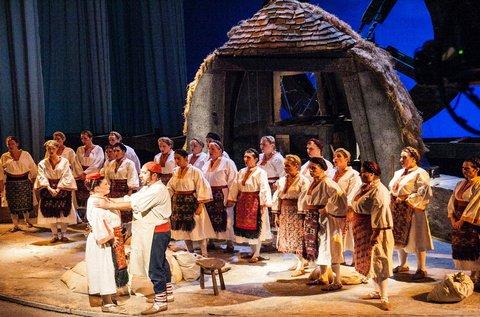 Ero, a tréfacsináló opera az Erkel Színházban