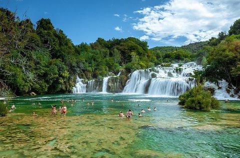 Buszos kirándulás Horvátország csodás tájain