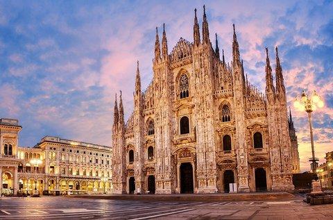 Látogatás a divat fővárosában, Milánóban