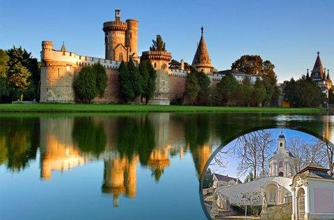 Romantikus vár- és kolostor látogatás Ausztriában