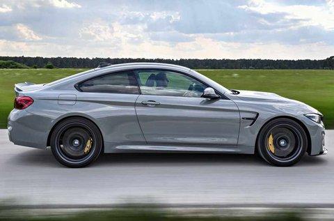 5 körös limitált kiadású BMW M4 CS vezetés