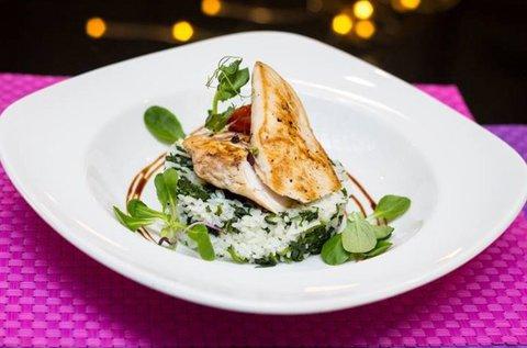 Ízletes 3 fogásos vacsora a Nika Étteremben