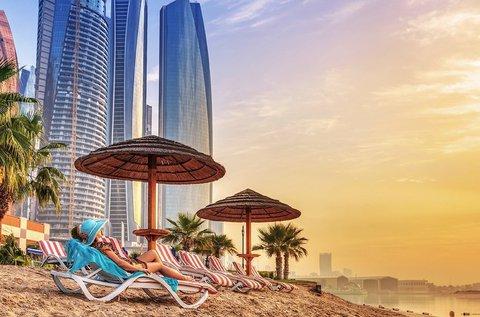 Téli vagy kora tavaszi luxus üdülés Dubaiban