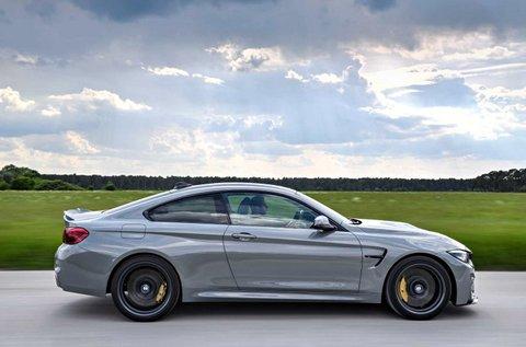 4 körös BMW M4 CS vezetés Mogyoródon