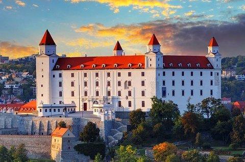 Húsvéti utazás Pozsonyba és Schlosshofba