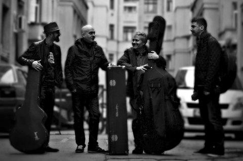 Belépő a Rieger-Rozsnyói Quartet koncertjére