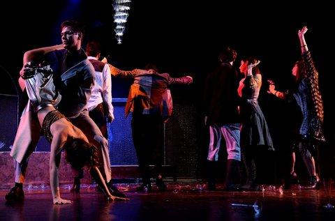 Szépek és átkozottak az Ódry Színpadon