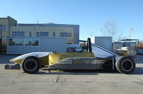 3 körös száguldás Formula Renault versenyautóval