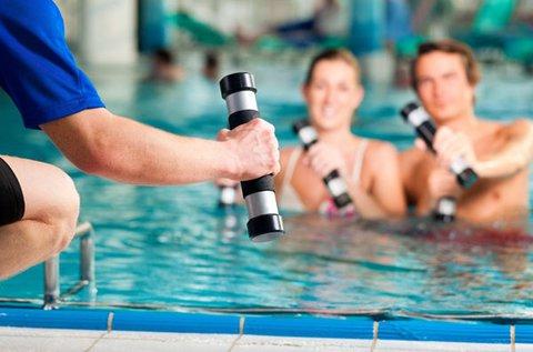5 alkalmas hidroterápiás kezelés