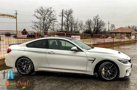 Limitált kiadású BMW M4 CS 2019 élményvezetés