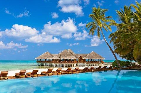 Álomnyaralás a szépséges Maldív-szigeteken