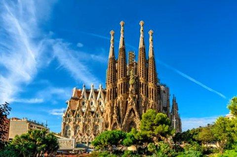 4 napos tavaszi kiruccanás Barcelonába repülővel