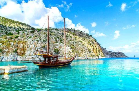 8 napos csodás nyaralás a Török Riviérán repülővel