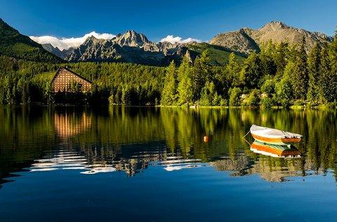 Kalandos kirándulás a Csorba- és a Poprádi-tónál